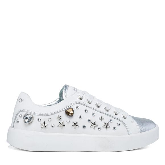 LULABY women's studded sneakers - Replay GWZ89_000_C0003T_061_1