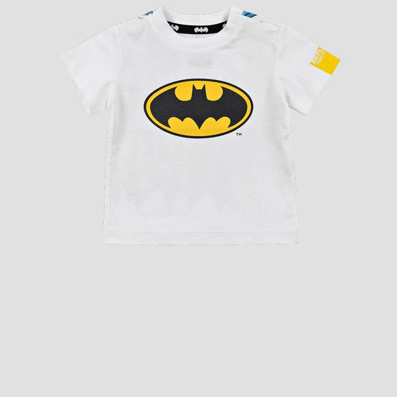 REPLAY TRIBUTE LIMITED EDITION BATMAN E JOKER t-shirt with cape- REPLAY&SONS PB7308_501_21002_001_1