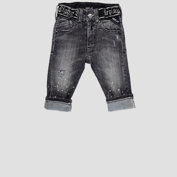 Eighty One Replay Jeans- REPLAY&SONS PB9009_050_289-412_001_1