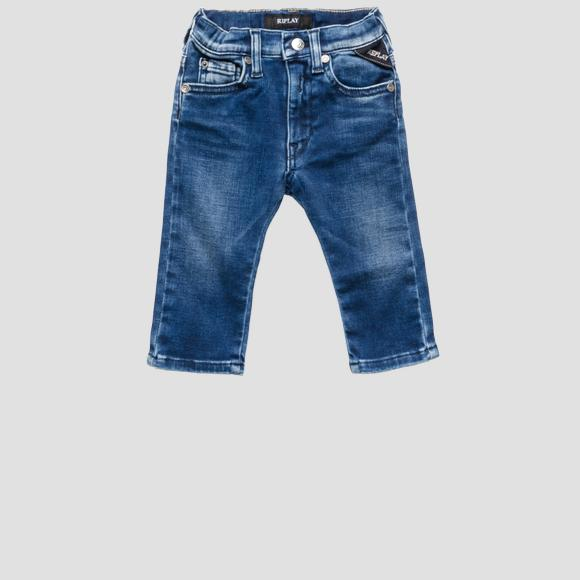 Five pockets REPLAY jeans- REPLAY&SONS PB9012_051_291-207_001_1