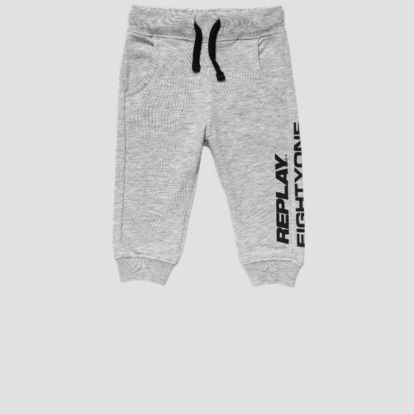 Replay Fleece pants- REPLAY&SONS PB9380_052_22739_M04_1