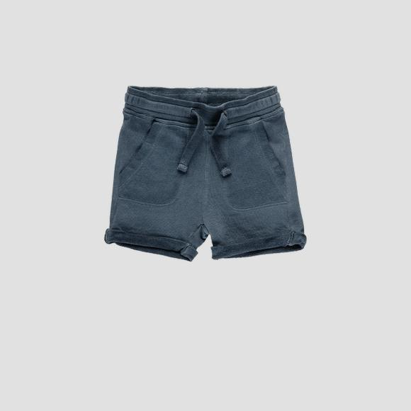 Fleece short pants- REPLAY&SONS PB9639_051_22072_596_1