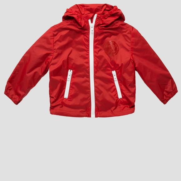 Technical jacket with zipper- REPLAY&SONS PG8205_050_83320_055_1