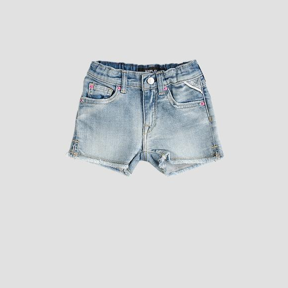 ROSE LABEL denim shorts- REPLAY&SONS PG9583_052_115-387_001_1