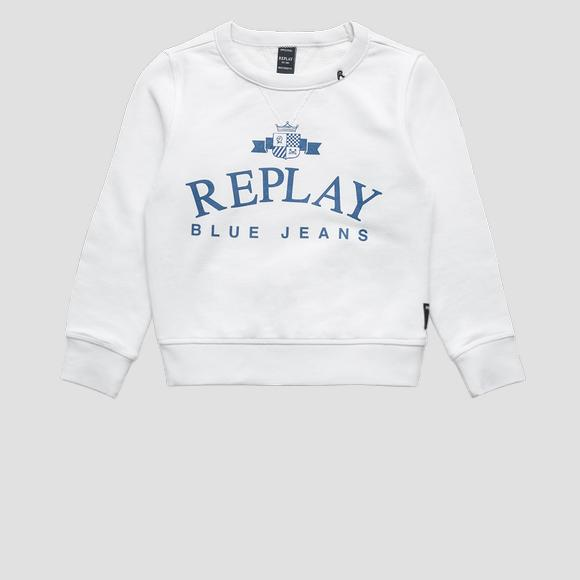 Sudadera REPLAY BLUE JEANS- REPLAY&SONS SB2026_056_22739_985_1