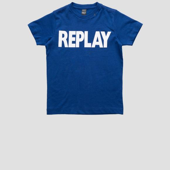 Regular fit crewneck t-shirt- REPLAY&SONS SB7308_010_2660_792_1