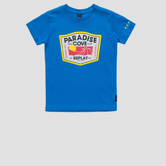 PARADISE COVE REPLAY t-shirt- REPLAY&SONS SB7308_013_22660G_577_1