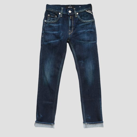 Slim fit jeans- REPLAY&SONS SB9011_017_573-802_001_1