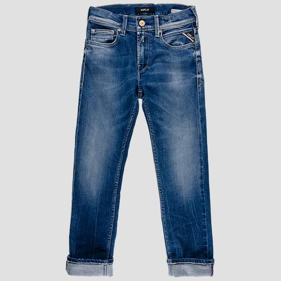 Slim fit Neill jeans- REPLAY&SONS SB9328_072_223-308_001_1