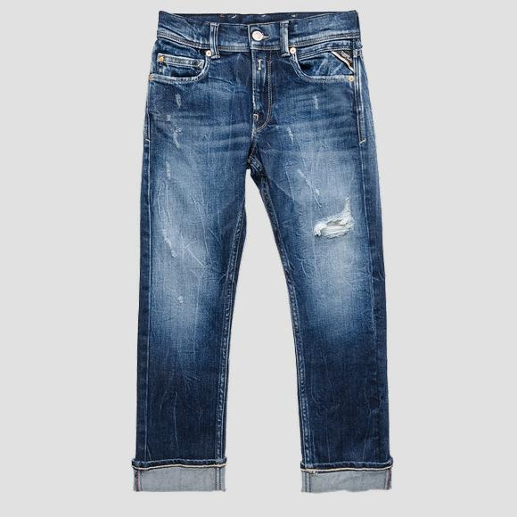 Slim fit Neill Aged 1 year jeans- REPLAY&SONS SB9328_076_223-208_001_1