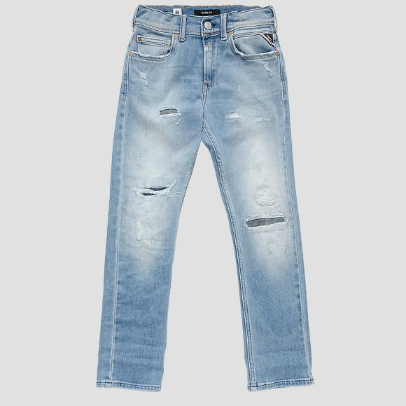 Slim fit Neill jeans- REPLAY&SONS SB9328_078_353-335_001_1