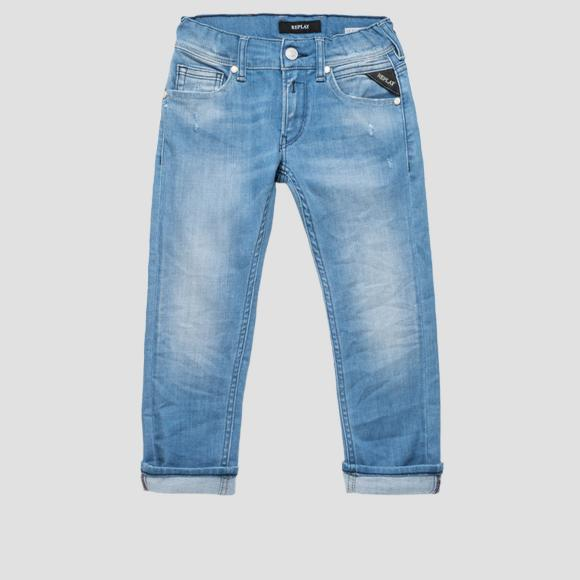 Regular fit jeans- REPLAY&SONS SB9382_051_115-254_001_1