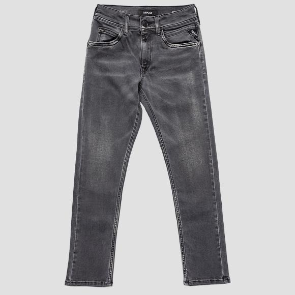 Super slim fit Wallys Hyperflex BIO jeans- REPLAY&SONS SB9385_067_661-A11_097_1