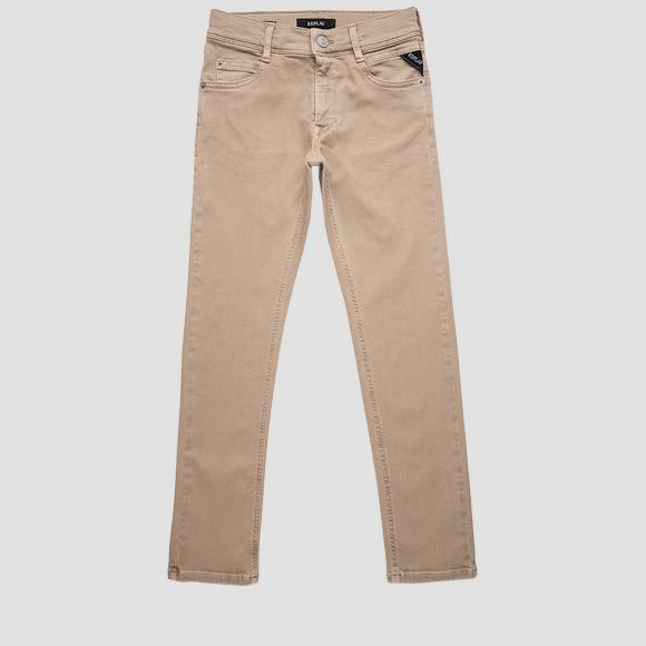 Jeans super slim fit Wallys Hyperflex Color Edition- REPLAY&SONS SB9385_074_8366197_440_1