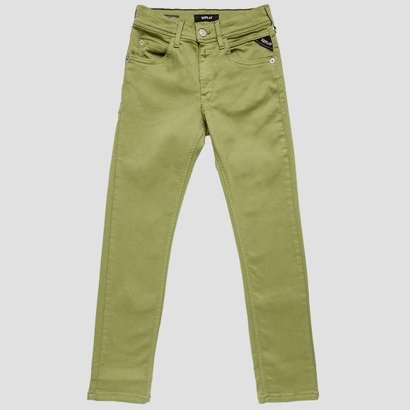 Super slim fit Wallys Hyperflex Color Edition jeans- REPLAY&SONS SB9385_074_8366197_535_1