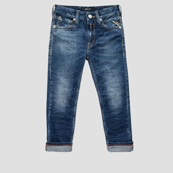 Regular fit jeans- REPLAY&SONS SB9387_050_51C-456_009_1