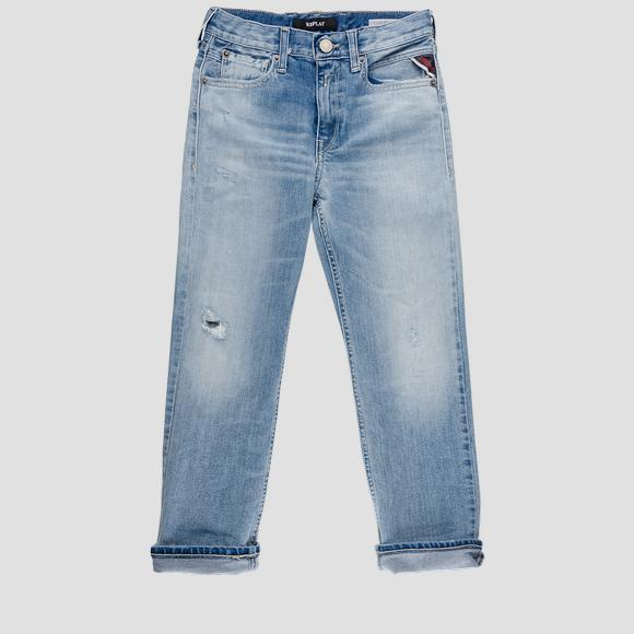 Slim fit five pockets jeans- REPLAY&SONS SB9387_053_51C-460_001_1