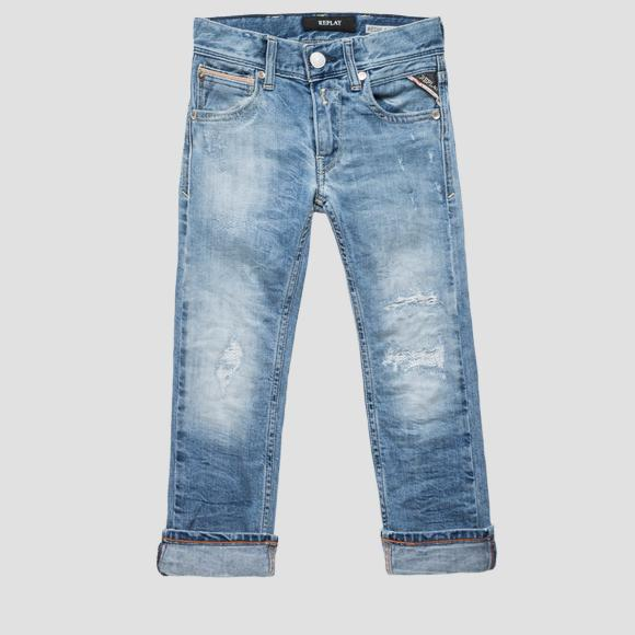 Jeans regular fit- REPLAY&SONS SB9394_050_51C-476_011_1