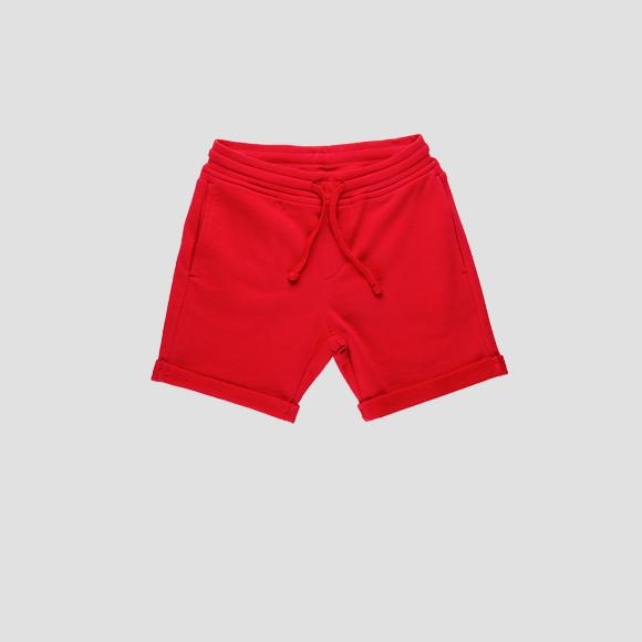 Replay fleece short pants- REPLAY&SONS SB9638_050_22739_555_1