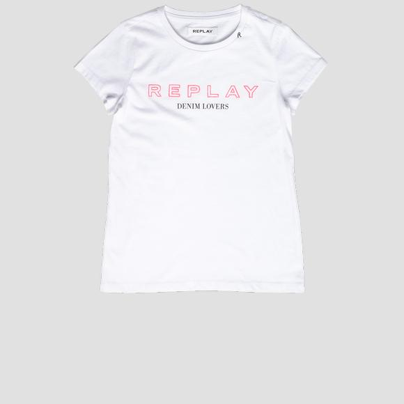T-shirt stampa REPLAY- REPLAY&SONS SG7400_063_20994_001_1