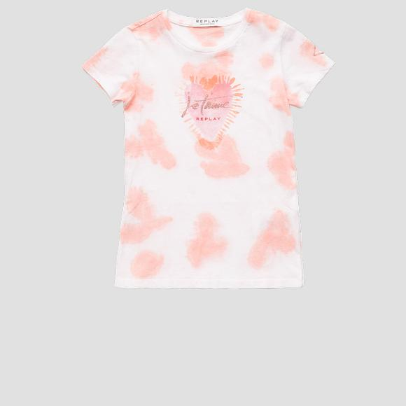 JE T'AIME REPLAY organic cotton t-shirt- REPLAY&SONS SG7400_066_23120_010_1