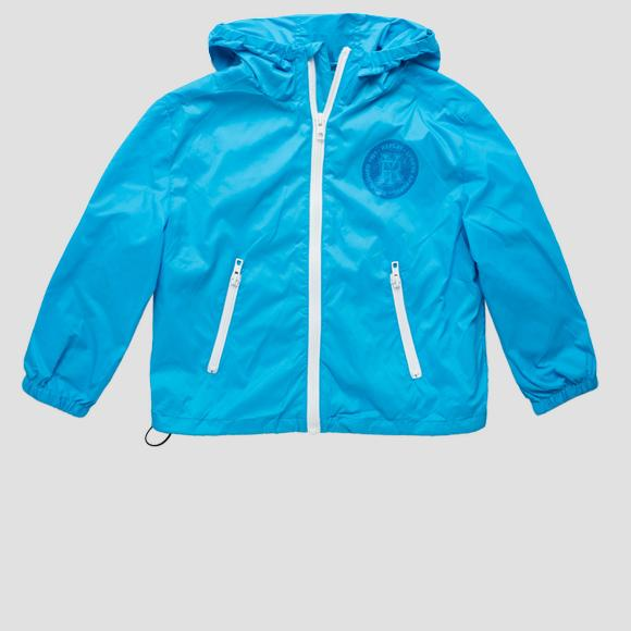 Sporty jacket with hood- REPLAY&SONS SG8195_050_83320_885_1