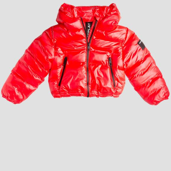 Padded jacket with hood- REPLAY&SONS SG8206_050_83420_361_1