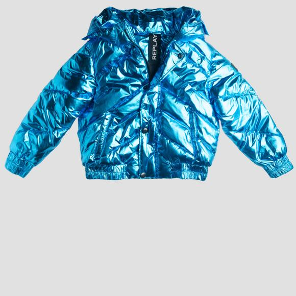 Metallic jacket- REPLAY&SONS SG8210_050_83512_010_1