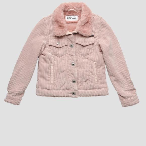 Corduroy jacket- REPLAY&SONS SG8222_050_8356407_010_1