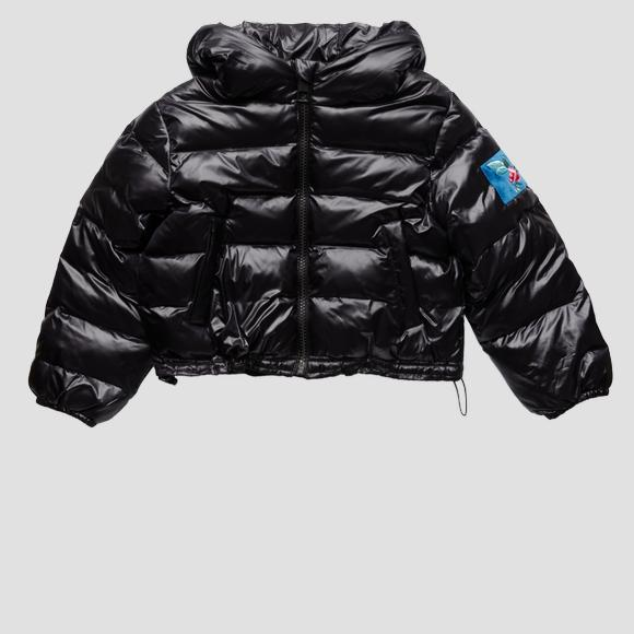 ROSE LABEL padded jacket- REPLAY&SONS SG8245_050_83420_098_1
