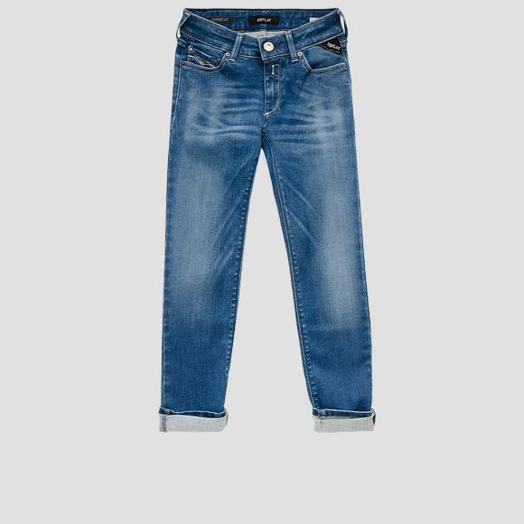 Super skinny fit Gemy Hyperflex BIO jeans- REPLAY&SONS SG9208_052_661-A06_009_1