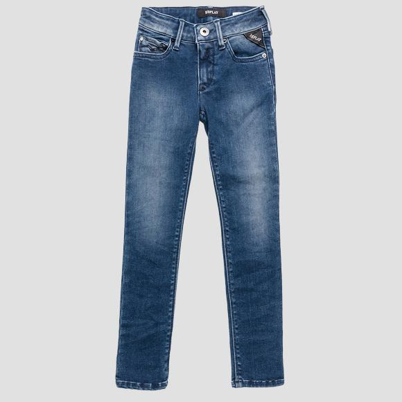 Jean coupe skinny power stretch- REPLAY&SONS SG9208_070_09C-307_009_1