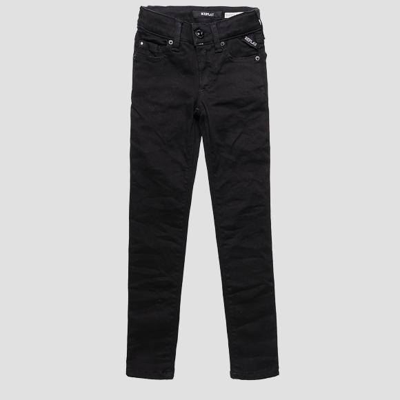 Super skinny fit Hyperflex jeans- REPLAY&SONS SG9208_075_661-309_098_1