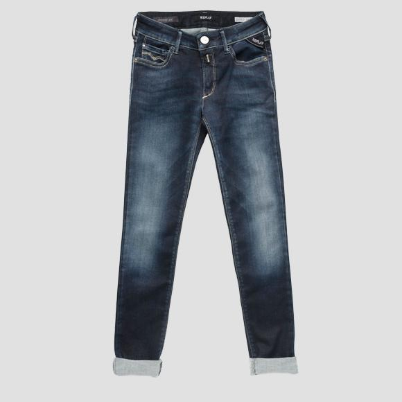 Jean coupe super skinny Hyperflex- REPLAY&SONS SG9208_080_661-02D_009_1