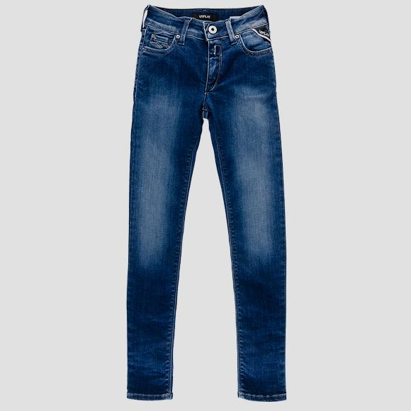 Skinny fit stretch jeans- REPLAY&SONS SG9208_095_225-705_010_1
