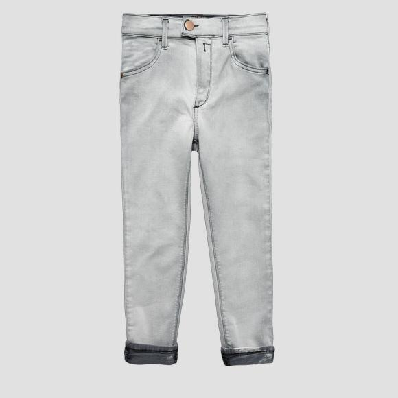 Jeans a vita alta- REPLAY&SONS SG9311_051_57C-T27_010_1