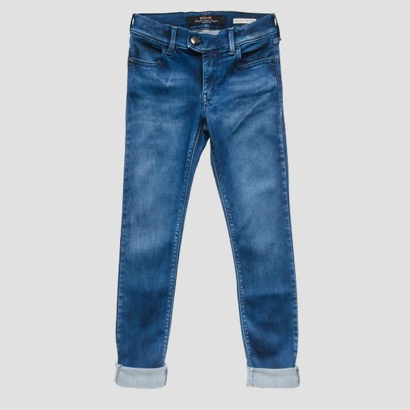 Super skinny fit Touch jeans- REPLAY&SONS SG9312_053_247-T42_009_1