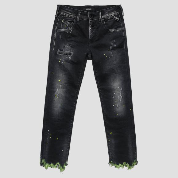 Jean coupe skinny- REPLAY&SONS SG9326_050_15D-806_001_1