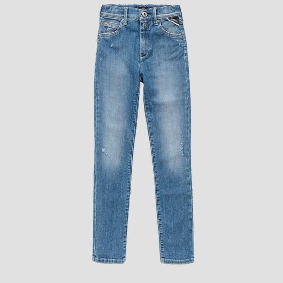 High waist skinny fit Nellie jeans- REPLAY&SONS SG9346_058_225-472_010_1