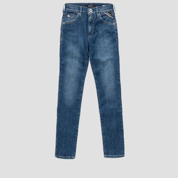 High Waist Skinny Fit Jeans Nellie- REPLAY&SONS SG9346_060_225-476_009_1