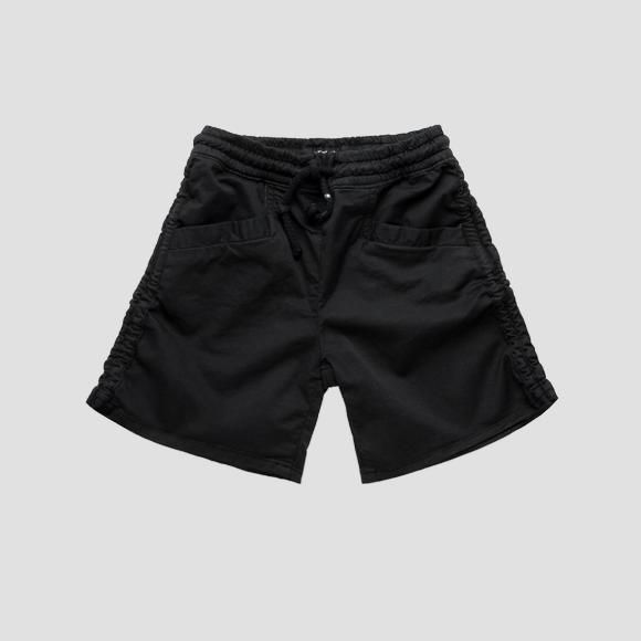 Shorts with cord on the sides- REPLAY&SONS SG9577_050_80650_098_1
