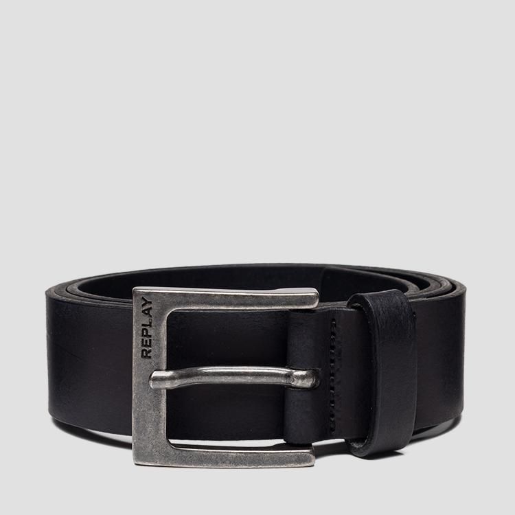 Men's leather belt am2586.000.a3001