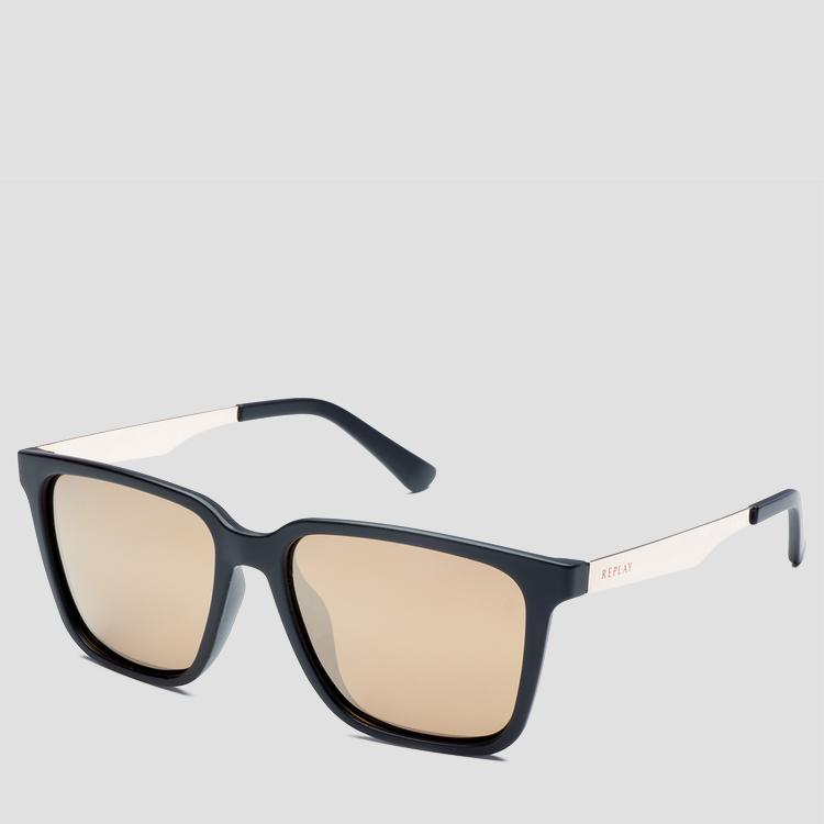 Unisex Squared sunglasses as594s.000.ry594s