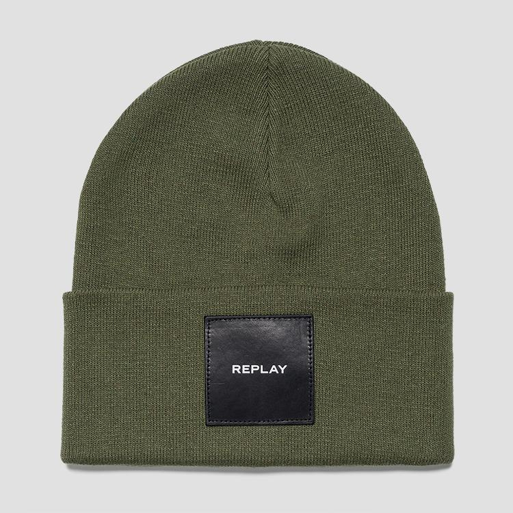 Turn-up beanie REPLAY ax4167.001.a7059