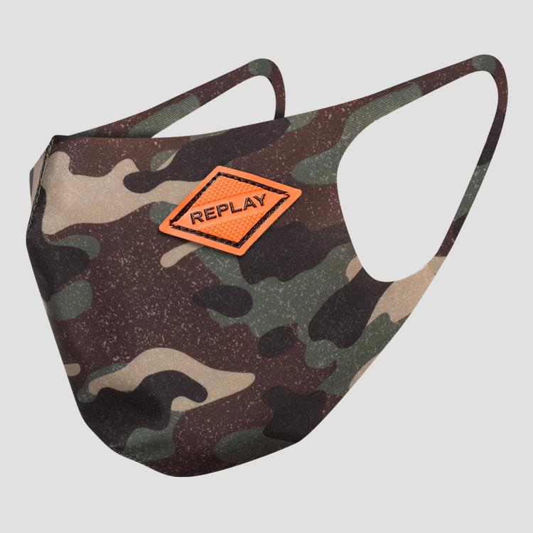 REPLAY Evoflex camouflage mask ek1001.000.73409