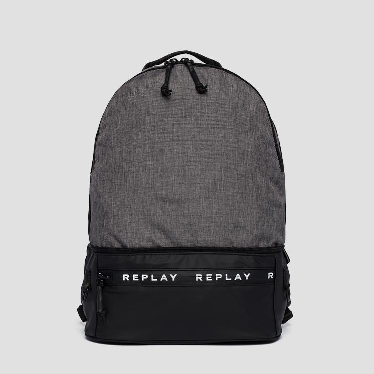 Backpack with pockets - Replay