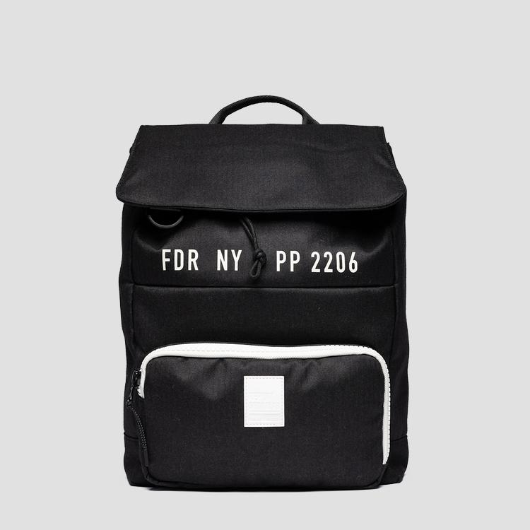 REPLAY SPORTLAB padded backpack fm3454.002.a0432
