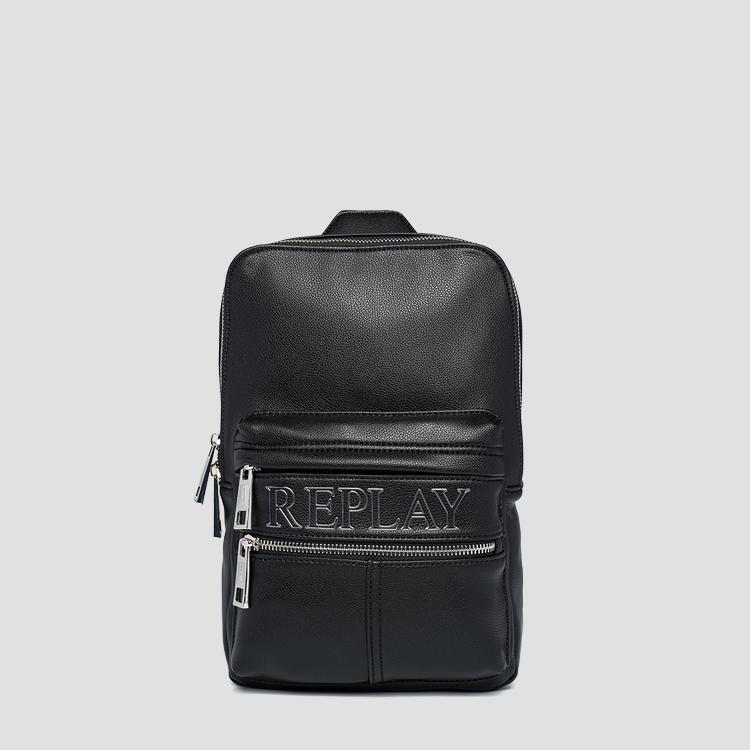REPLAY one-shoulder backpack - Replay