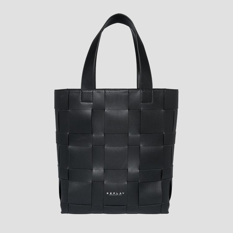 REPLAY Wende-Shoppertasche fw3105.000.a0355b