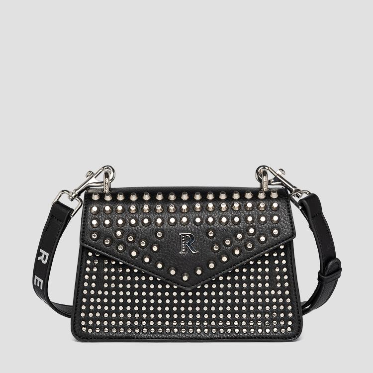 Crossbody bag with studs fw3130.000.a0132d